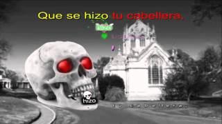 LA MISERIA HUMANA   Lisandro Meza   VIDEO   Karaoke   Letra   Poesía  Green screen, Aegisub CC
