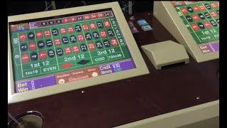 roulette game machine final testing before shiping to port of spain