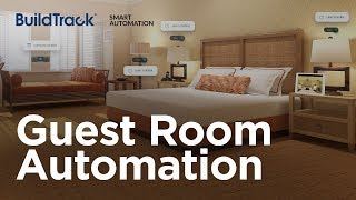 BuildTrack - Hotel Automation For Guest Rooms