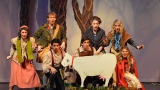 INTO THE WOODS - Full Performance - Arlington Martin High School