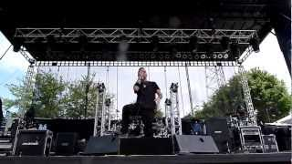 Eye Empire - Self Destructive (Front Center HD) Welcome to Rockville 2012