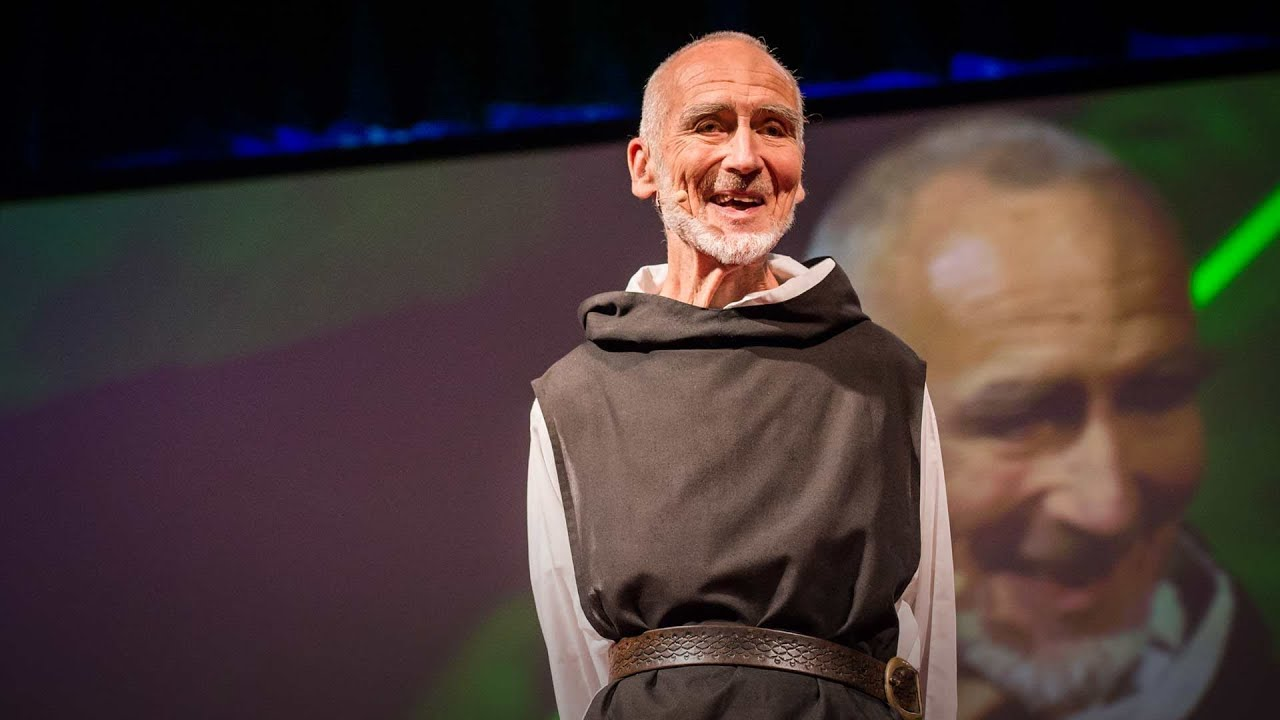 Gratefulness the Heart Prayer by David Steindl-Rast
