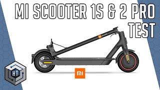 Mi Scooter 1S & Pro 2 im Test – Das taugen die Xiaomi E-Scooter mit Straßenzulassung