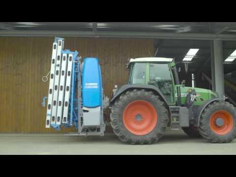 LEMKEN Pflanzenschutztechnik | Betrieb Alexander Audrit | #lemkencares