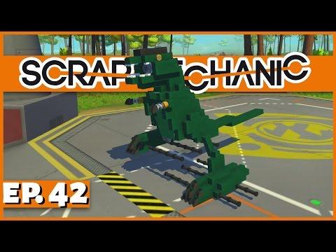 Game Free Line Mechanic Scrap