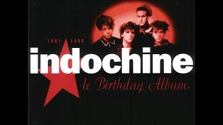 "Indochine ""Le Birthday Album"" - Les Tzars (...comme un rêve) / (Re-edition) (2004)"