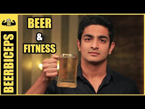 Beer WILL NOT give you a BELLY | Beer & Fitness 101 | BeerBiceps