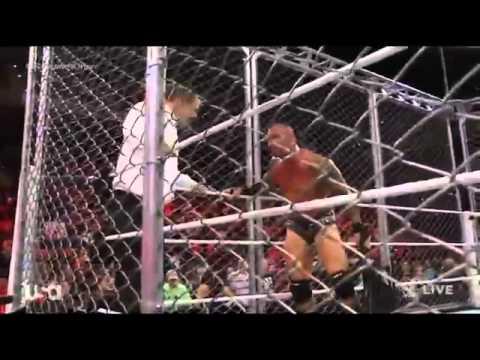 Roman Reigns vs Randy Orton   WWE Raw 9 8 14