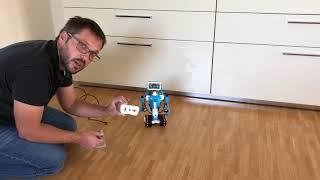 Legoino Boost control example