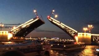 Мосты через Кронверкский пролив