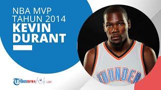 Profil Kevin Durant - Pemain NBA Profesional yang saat Ini Bermain untuk Golden State Warrior