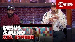 Best Moments from 2019 XXL Freshman Cypher ft. Blueface & More | DESUS & MERO | SHOWTIME