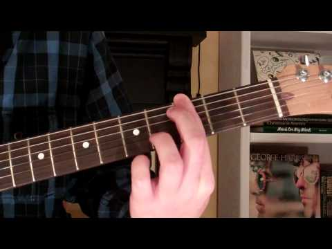 How To Play the Gm9 Chord On Guitar (G minor ninth) 9th