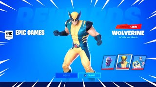 UNLOCKING Wolverine Skin + Items in Fortnite! (EASY)