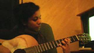 Ani Difranco - talk to me now (cover)