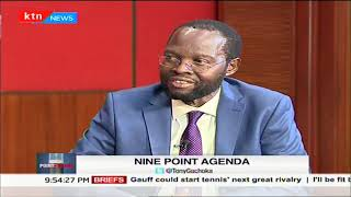 Anyang Nyong'o: I am telling Ruto that BBI is not about Raila and Uhuru to unsurp power |POINT BLANK