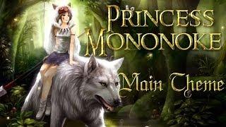 ★ Princess Mononoke Theme Violin Piano