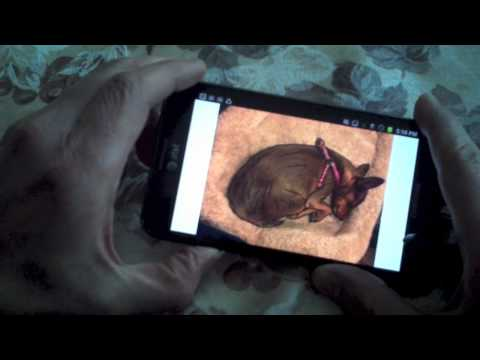 Video of Traces for Samsung Galaxy Note