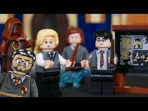 Vidéo LEGO Harry Potter 75966 : La Salle sur Demande de Poudlard
