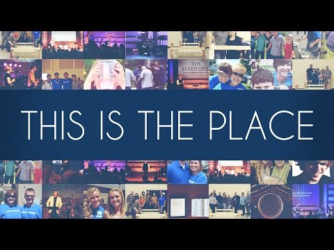 This Is The Place: Part 1 - 7.20.2014