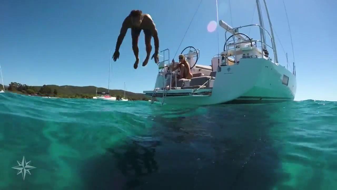 euromarine Jeanneau Yacht promo video