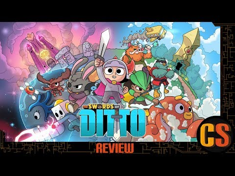 THE SWORDS OF DITTO - REVIEW