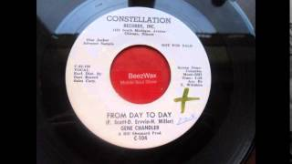 gene chandler - from day to day
