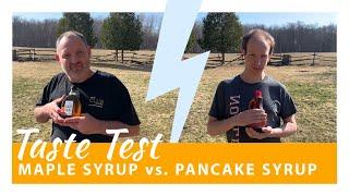 Virtual Taste Test
