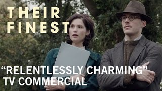 Trailer of Their Finest (2017)