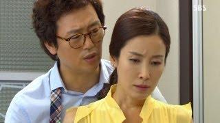 이태란, 김정태 방송출연 강요에 '애원'  @결혼의 여신  4회