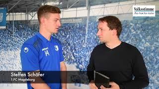 Steffen Schäfer im Gespräch