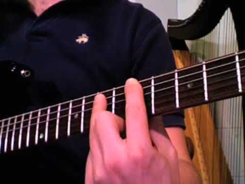 Beginner Rock Guitar Lesson - Power Chords
