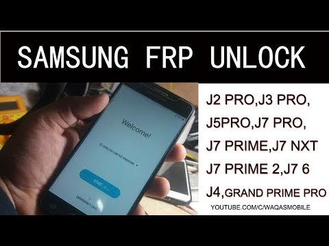 All Samsung Letest Security 7 0,7 1 Frp bypass S8,S7 Edge