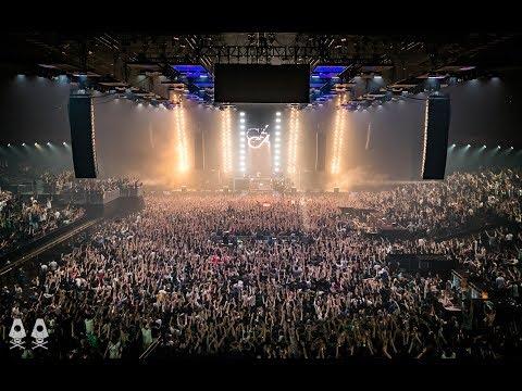 Rampage 2018 - Camo & Krooked Live feat. Daxta MC
