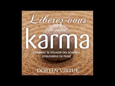 LIVRE AUDIO : Libérez vous de votre karma – Doreen Virtue