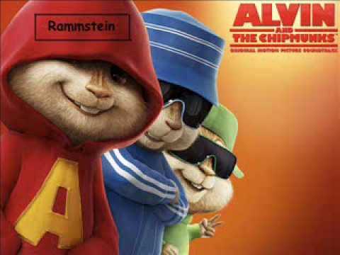 Rammstein-Benzin(Chipmunk version)