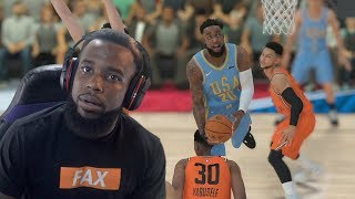 Rising Stars Crazy Basketball Debut! NBA 2K19 MyCareer Ep.28
