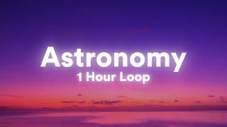 (1 Hour) Conan Gray - Astronomy (Lyrics) [One Hour Loop]