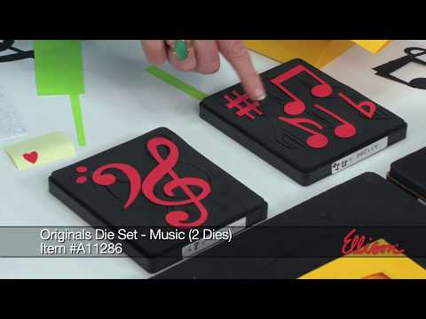 Musical Note Invitation Inspiration For Back To School!