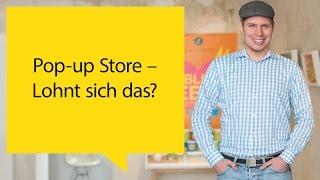 Mehr Onlineumsatz mit lokalen Pop-Up-Stores