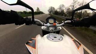 Impressions of the KTM Duke 390