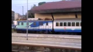preview picture of video '11-10-2014: RIPRESE FERROVIARIE TOSCANE ALLA STAZIONE DI AREZZO'