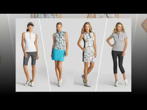 Tail Women's Golf Apparel Spring 2017