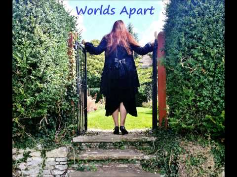 Worlds Apart -  By Angel Grace - (Live and unplugged)