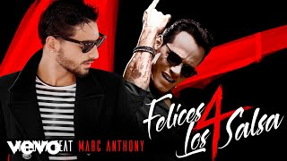 Felices los 4 (Salsa Versión) - Marc Anthony feat. Marc Anthony (Video)