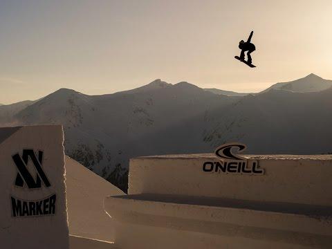 Suzuki Nine Queens | Ski & Snowboard Trailer 2015
