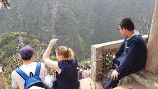 Đến Hang Múa: Ngắm Núi, Nhìn Sông, Leo Trường Thành, Chui Hang Động. Phượt Ninh Bình 5.