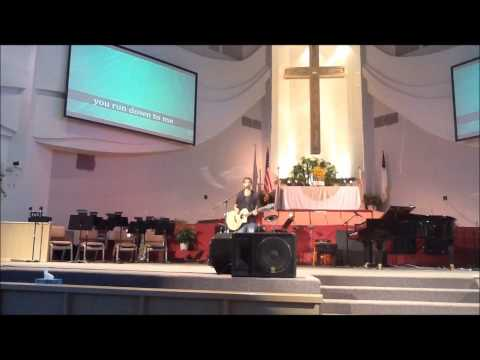 Nathan Taylor @ Good Shepherd Church 8-12-12