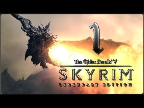 Прохождение TES V: Skyrim - Legendary Edition #1 Jo'Rad