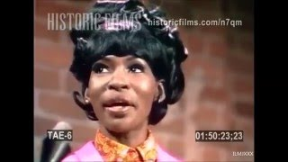 MAXINE BROWN - OH NO NOT MY BABY (LIVE 1968)